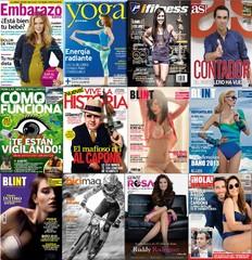 Pack de Revistas [22 Revistas]