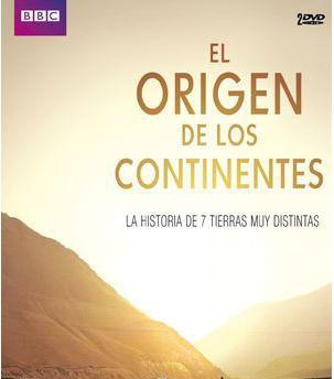 El origen de los Continentes [2014][DVDRip]