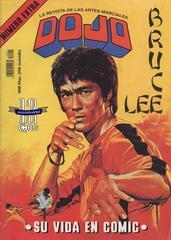 Bruce Lee: Su vida en cómic – Dojo: La revista de artes marciales [CBR]