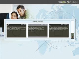 Tell Me More English – Performance, 10 Levels: Curso interactivo de Inglés – Rendimiento, 10 niveles