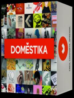 Domestika: Curso Títulos de crédito animados con cámaras 3D y After Effects (2016)