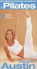 Denise Austin: Entrenamiento Basado en JH Pilates [DVDrip]