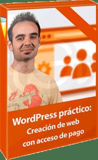 Video2Brain: Curso WordPress práctico: Creación de web con acceso de pago (2017)