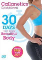 Callanetics cuenta atrás: 30 días a un cuerpo más hermoso (Ejercicios)