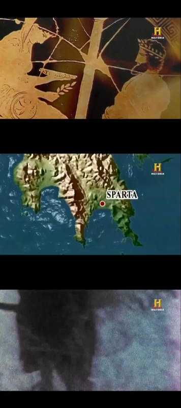 Esparta, código de honor (s.VII – 479 aC.) [2002][2/2] [C. Historia] [SATRip]
