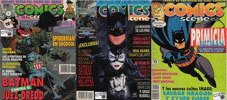 Pack de Comics [10 Comics]