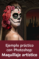 Video2Brain: Ejemplo práctico con Photoshop: Maquillaje artístico (2014)
