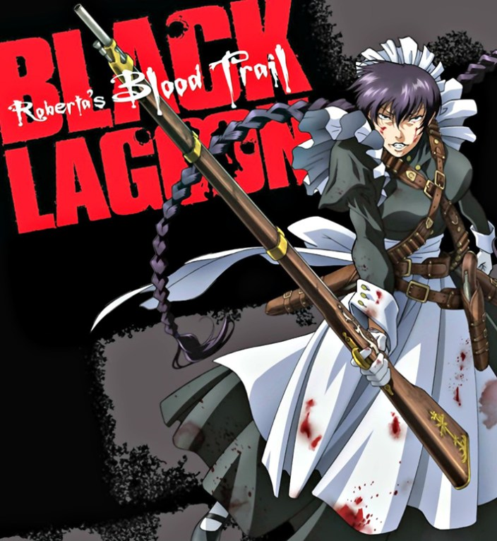 Post Oficial -- Black Lagoon -- Roberta's Blood Trail finales de 2013 en DVD y BR 730_blacklagoonroberta.jpg?zoom=2