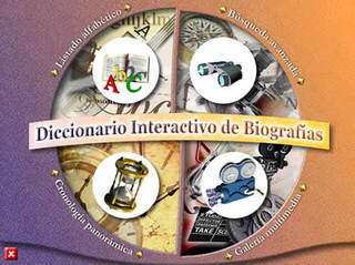 Diccionario Interactivo de Biografías [2003]
