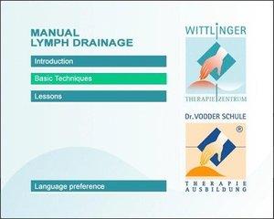 Dr.Vodder's – Drenaje Linfático Manual 1 y 2 [DVD5]