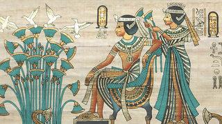 Los escribas del antiguo Egipto (2017)