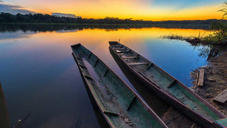 Las islas más salvajes: Las islas del Amazonas – La selva flotante (2017)