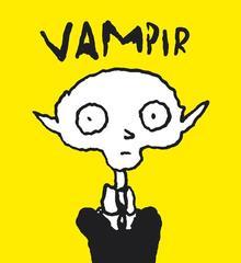 Vampir – Joann Sfar. Guy Delcourt 2007. Fulgencio Pimentel 2013 [CBR]