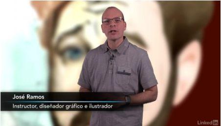 Video2Brain: Curso Illustrator CC 2017 avanzado: Dibujo de personajes (2017)