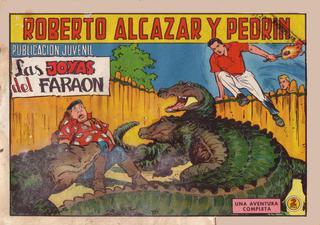 Roberto Alcázar y Pedrín [901-1050] [Completo]