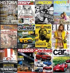 Pack de Revistas [16 Revistas]