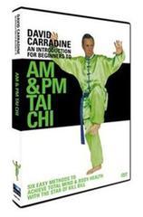 David Carradine: Una introducción para principiantes a AM y PM Tai Chi [DVDrip]