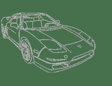 Honda S2000/NSX Spare Parts