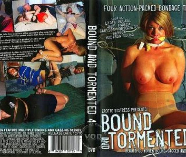 Erotic Distress Bound And Tormented 4