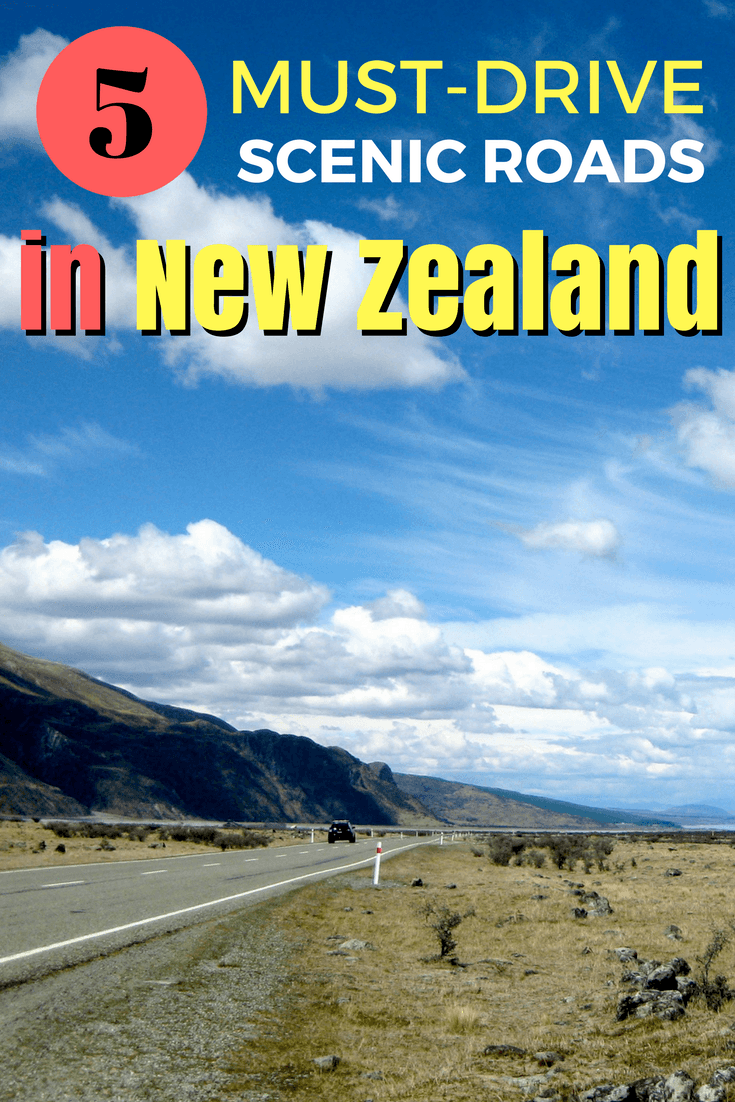 Off-the-Beaten-Path Scenic Drives in New Zealand