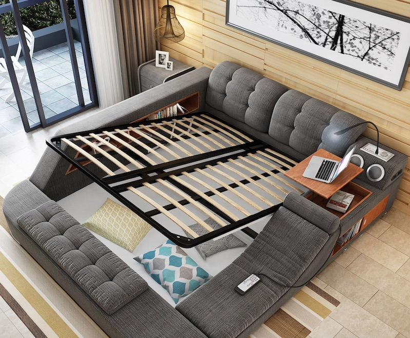 best built sofa beds long mahogany table tatami massage bed: the ultimate all-in-one sleeping and ...