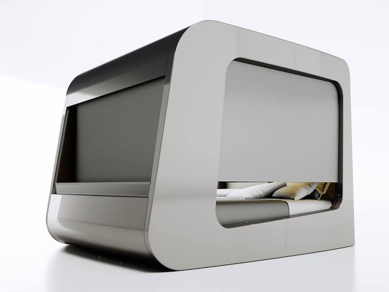 HiCan The Smart Bed For Your Busy High Tech Lifestyle