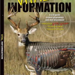 Whitetail Deer Shot Placement Diagram 2 Way Light Switch Every Camp Needs This Disc Hunting Tips
