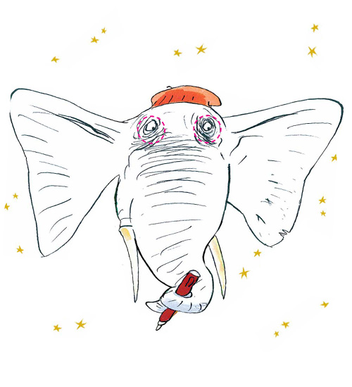 Paint and colour! Colour your very own elephant masks for