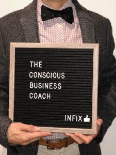 Conscious business coaches - INFIX.