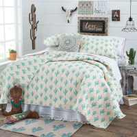 Trending Home Decor: Cowgirl Cactus Bedding Collection