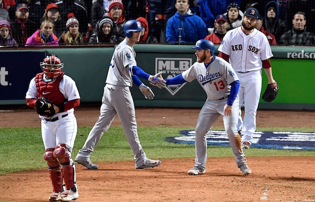 2018 World Series Dodgers Lineup Changes Coming In Game 3