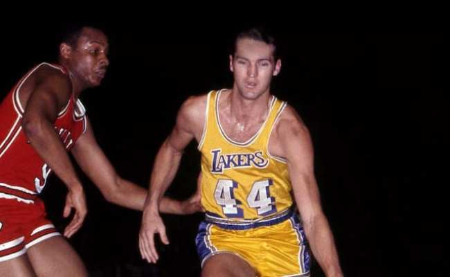 This Day In Lakers History Jerry West Scores 52 Points To