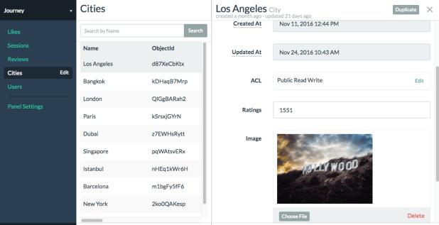 Journey | iOS Universal Social Travel App Template (Swift) - 13