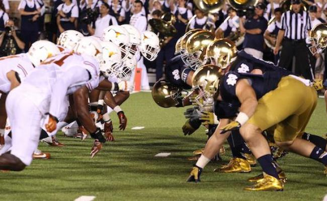 College Football Schedule 2016 Opening Weekend Games Are