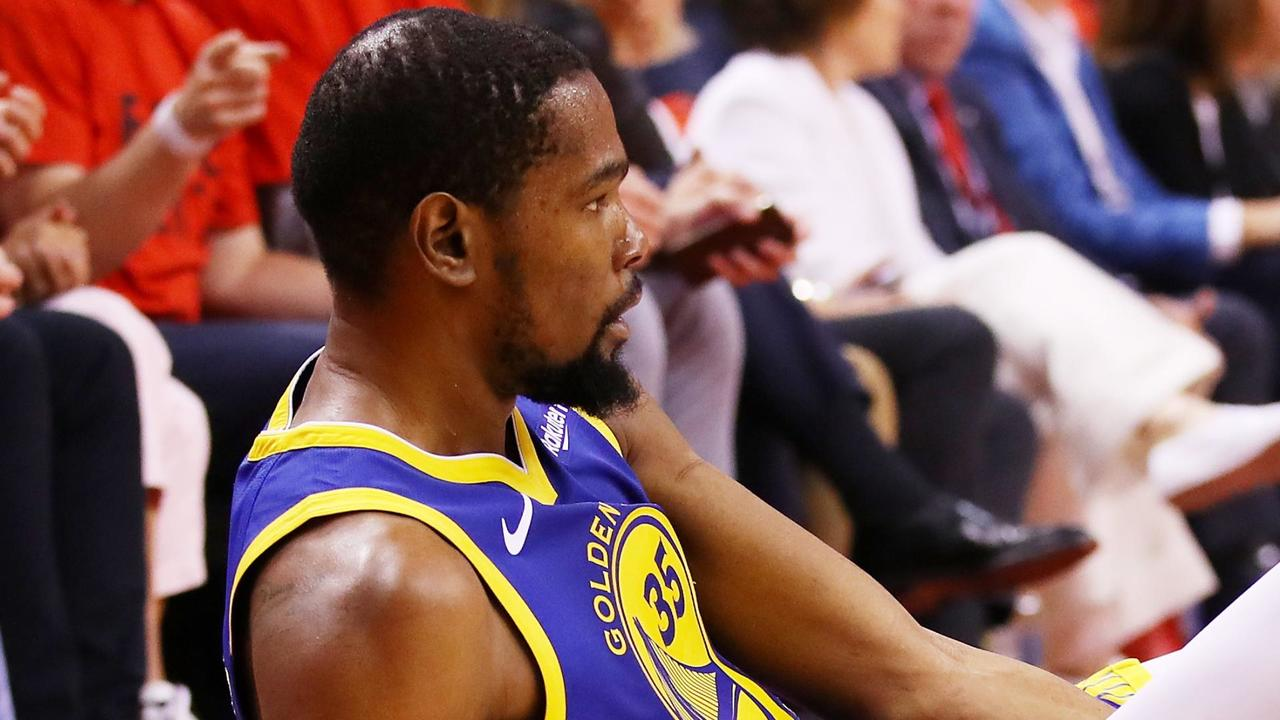 Breaking Down Kevin Durant's Achilles Injury - Stadium