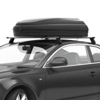 roof box luggage Touring box roof rack car box travel 320 ...