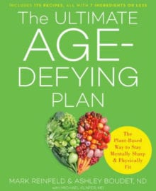 The Ultimate Age-Defying Plan Cookbook