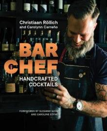 Bar Chef Cookbook
