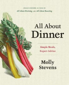 All About Dinner Cookbook
