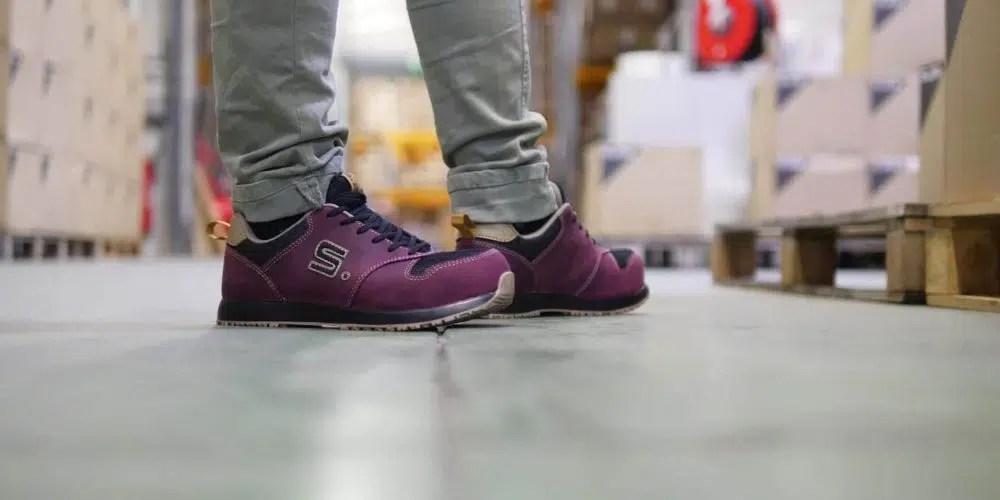 chaussure de securite femme decouvrez