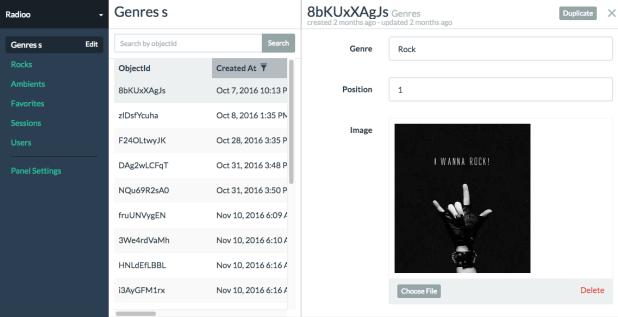 Radioo | Android Universal Multi Radio Stations App Template - 13