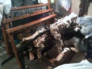 Newcomb Weaver's Friend Rug Loom