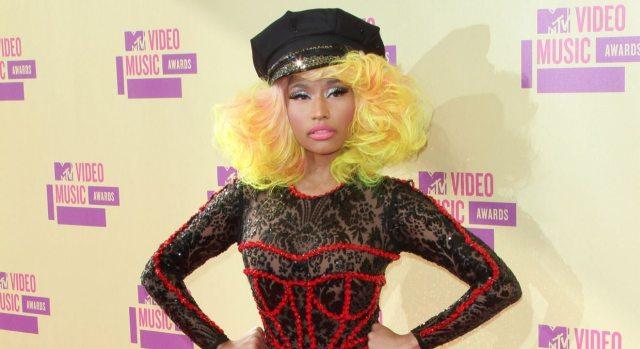 nicki minaj wigs out: 7 of her outrageous hairstyles (photos