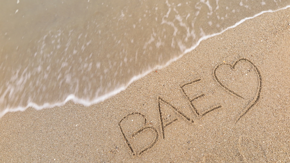 bae meaning and what
