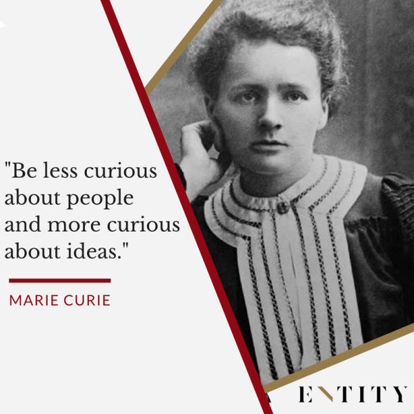 Marie Curie Quotes Prove Women Belong In Stem Fields