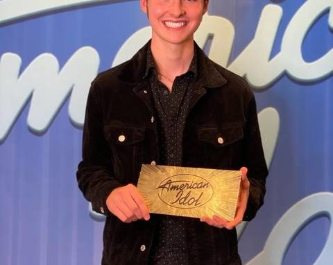 Presley Barker received a golden ticket to appear on American Idol.