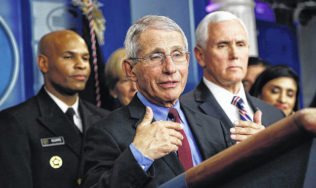 Fauci finally admits face masks work!