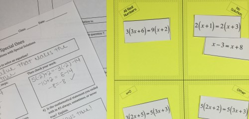 small resolution of 4 Tips and Tricks for Teaching Students How to Solve Linear Equations   The  TpT Blog