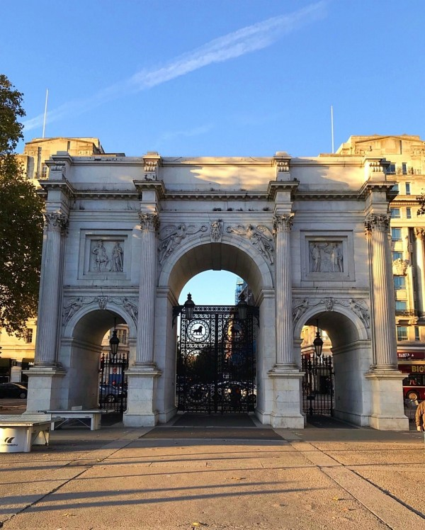 Marble Arch In London Heather Travels