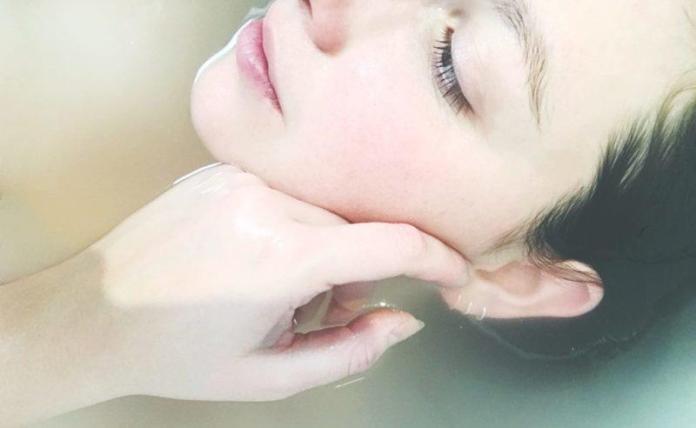 Clareamento da pele com café